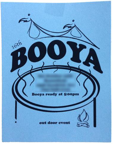 a booyah invite