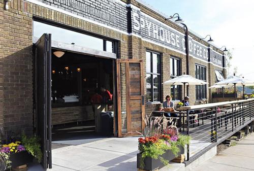 Spyhouse Coffee, Northeast