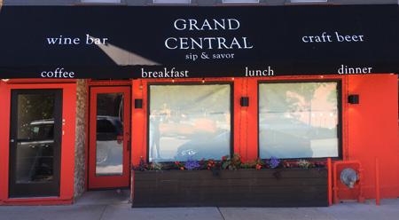 Grand Central wine bar, soon