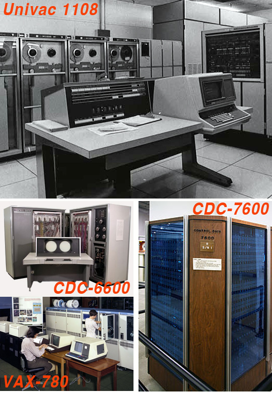 four computers
