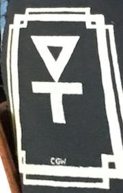 CGW (band) symbol