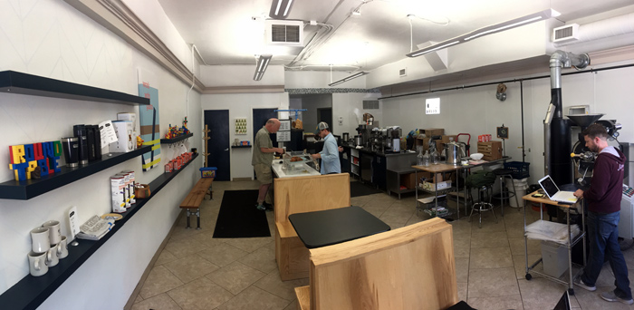 Roundtable Coffee Works